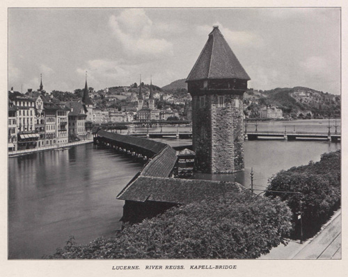 A Week in Lovely Lucerne. © Permission granted by University of Westminster Archive