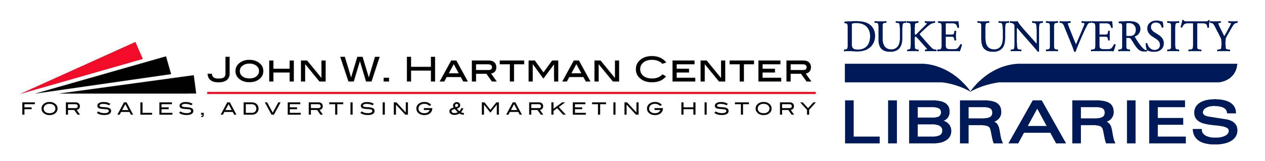 John W. Hartman Center for Sales, Advertising & Marketing History, Duke University