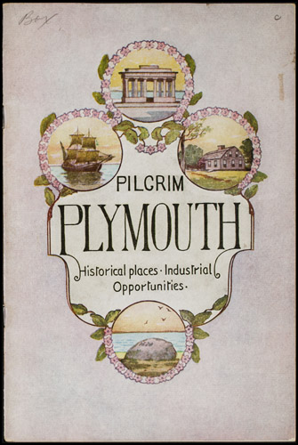 Pilgrim Plymouth, 1935. Copyright of this material is retained by the content creators. Massachusetts Historical Society does not claim to hold any copyrights to these materials